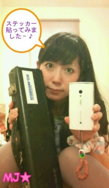 MJ☆(DEEP UNDERWATERのVo.)の音楽と女子力と!-1285503772-picsay.jpg